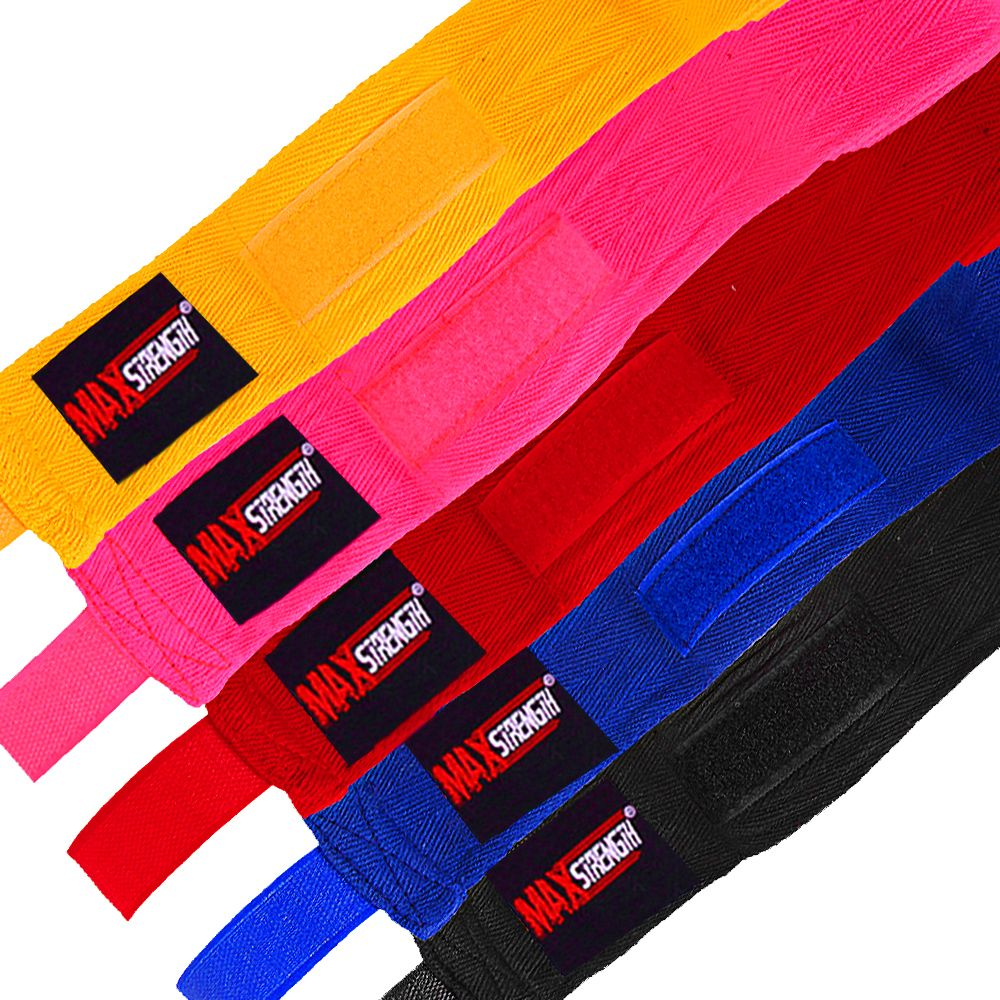 Hand Wraps Boxing And Boxing Gloves Wraps Maxstrength Net