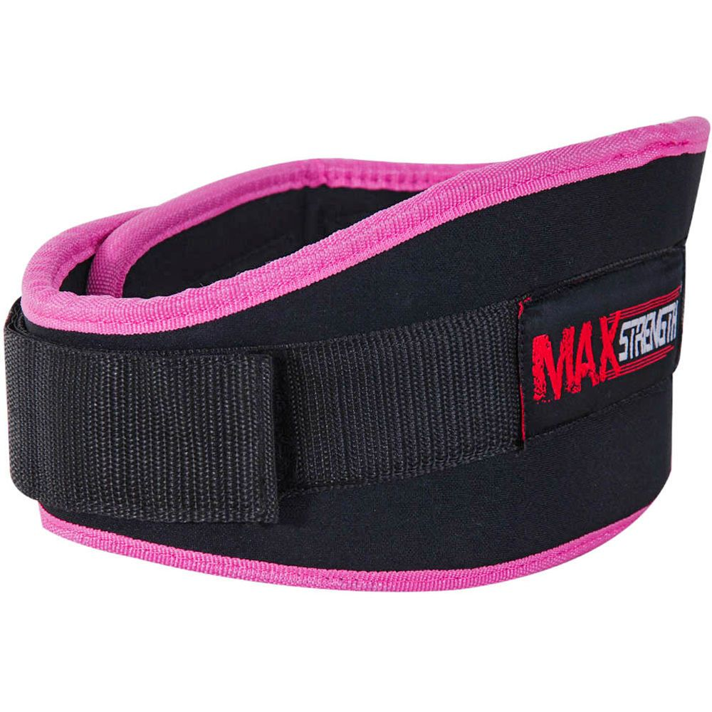 Weight Lifting Belt Gym Training Back Support ...